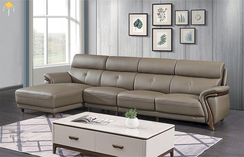 Mẫu sofa góc chữ L