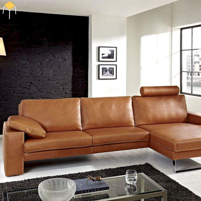 Bán ghế sofa da phòng khách giá bao nhiên