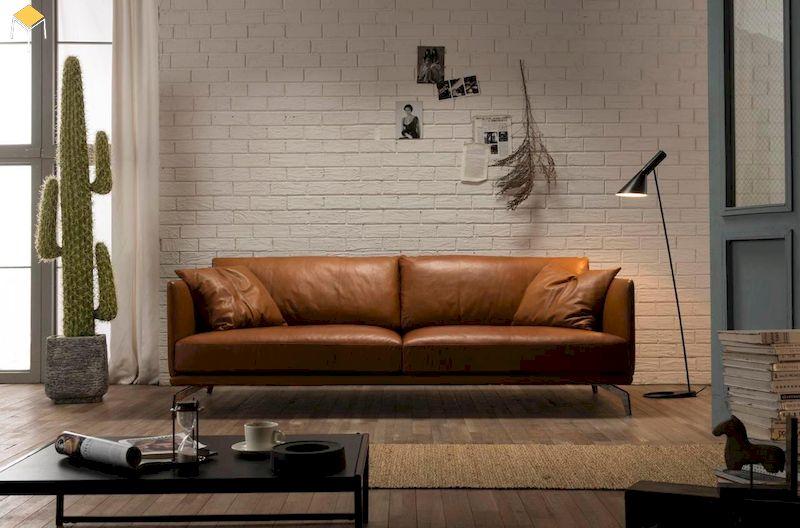 Phân loại sofa da theo kiểu dáng