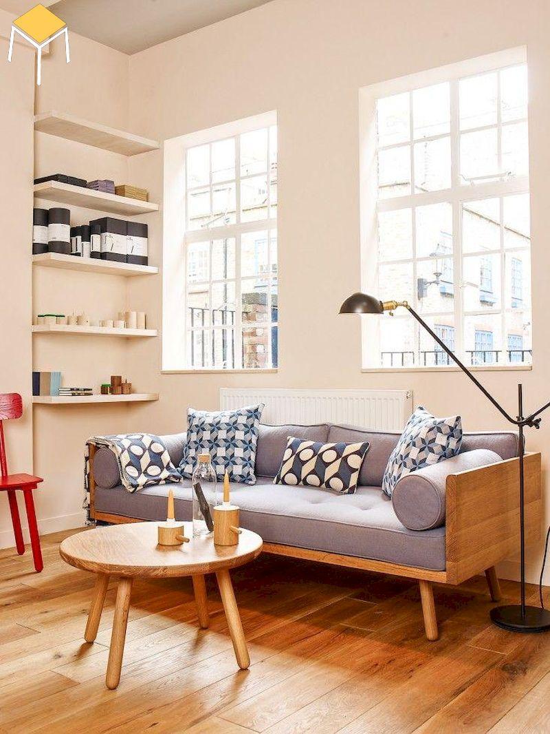 Mẫu sofa văng đẹp cho chung cư nhỏ