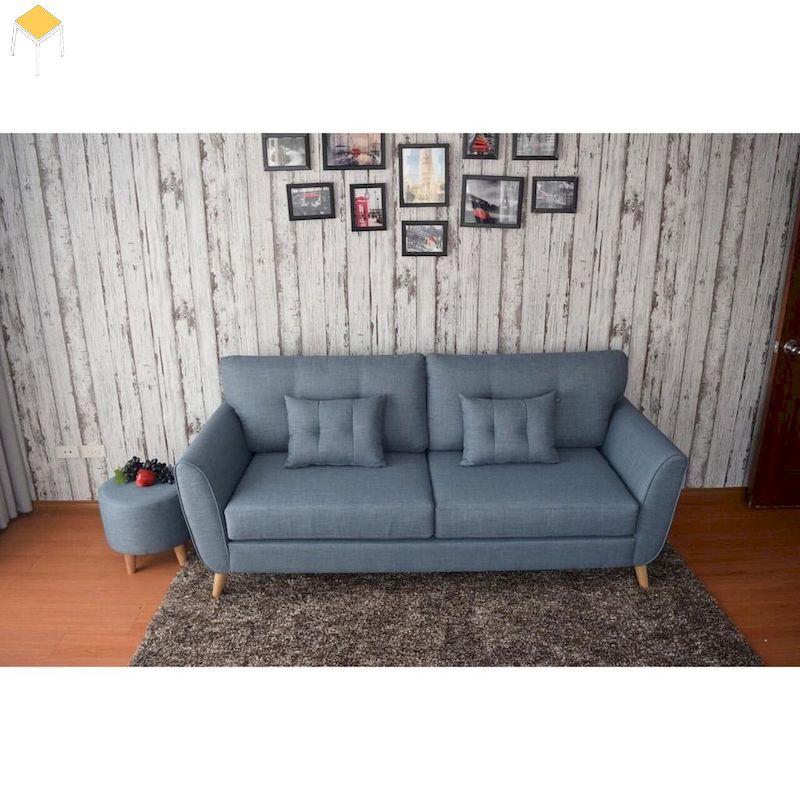 Màu sắc bàn ghế sofa phòng khách nhỏ hẹp dưới 15m2