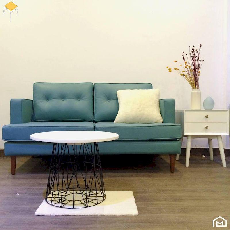 Xác định vị trí đặt bàn ghế sofa phòng khách nhỏ
