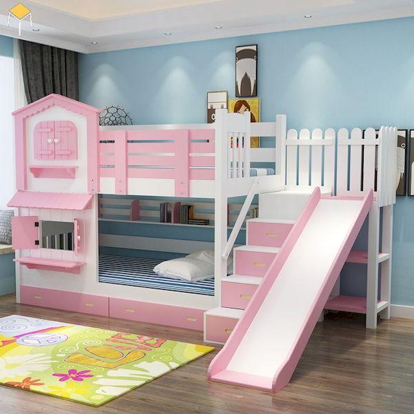 Chất liệu an toàn làm giường tầng