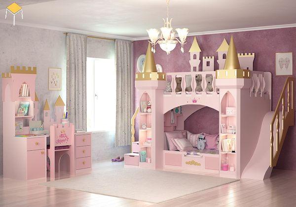 Thiết kế giường tầng đẹp