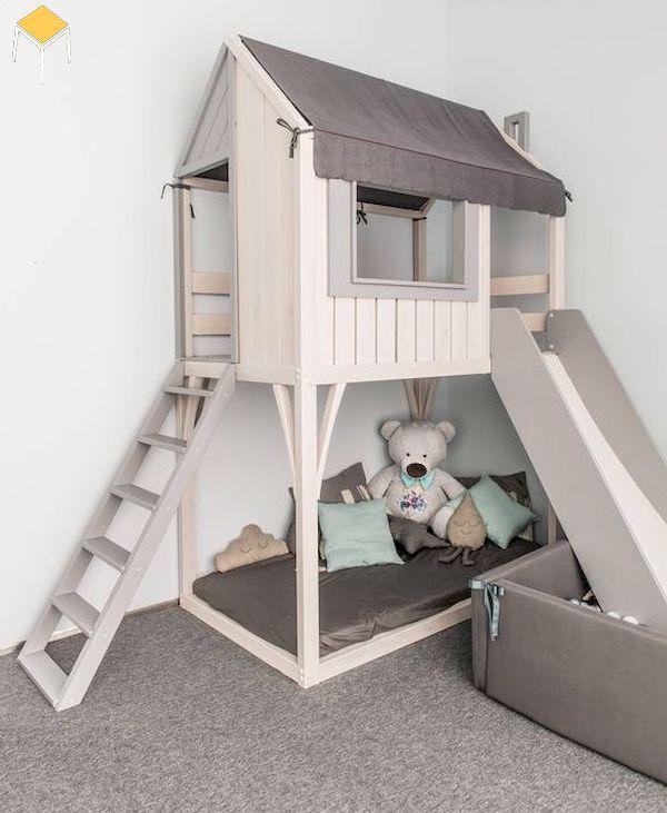 Thiết kế giường tầng an toàn