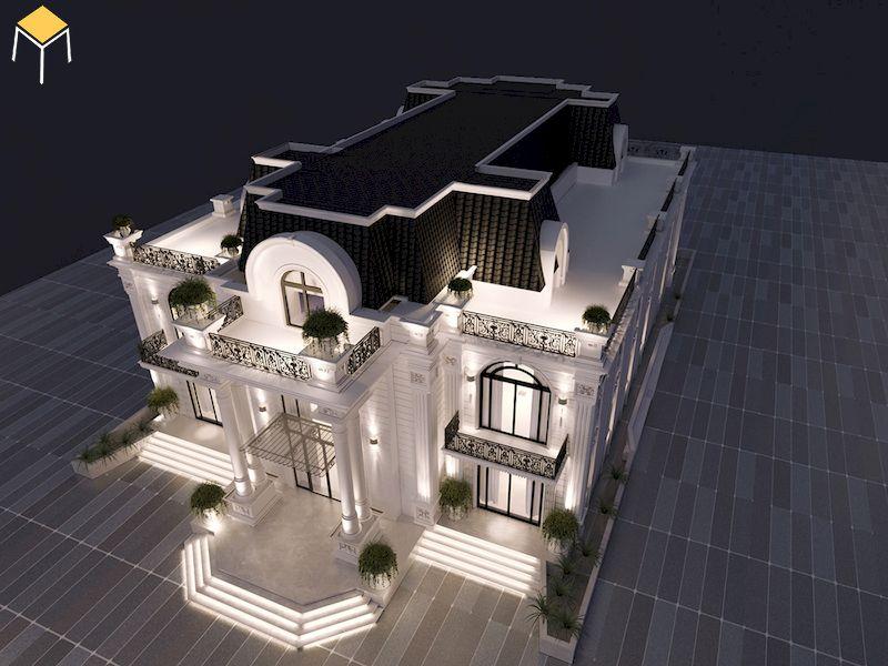 Kiến trúc tân cổ điển 3
