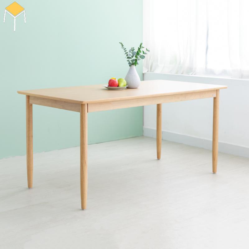 Mẫu bàn ăn gỗ sồi 4 ghế