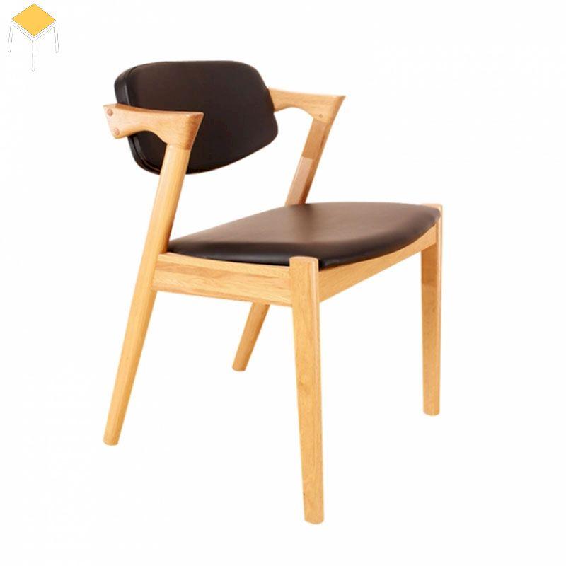 Mẫu ghế ăn gỗ sồi