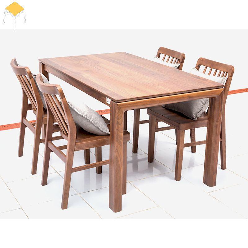 Báo giá bàn ăn gỗ sồi đẹpchi tiết 2021