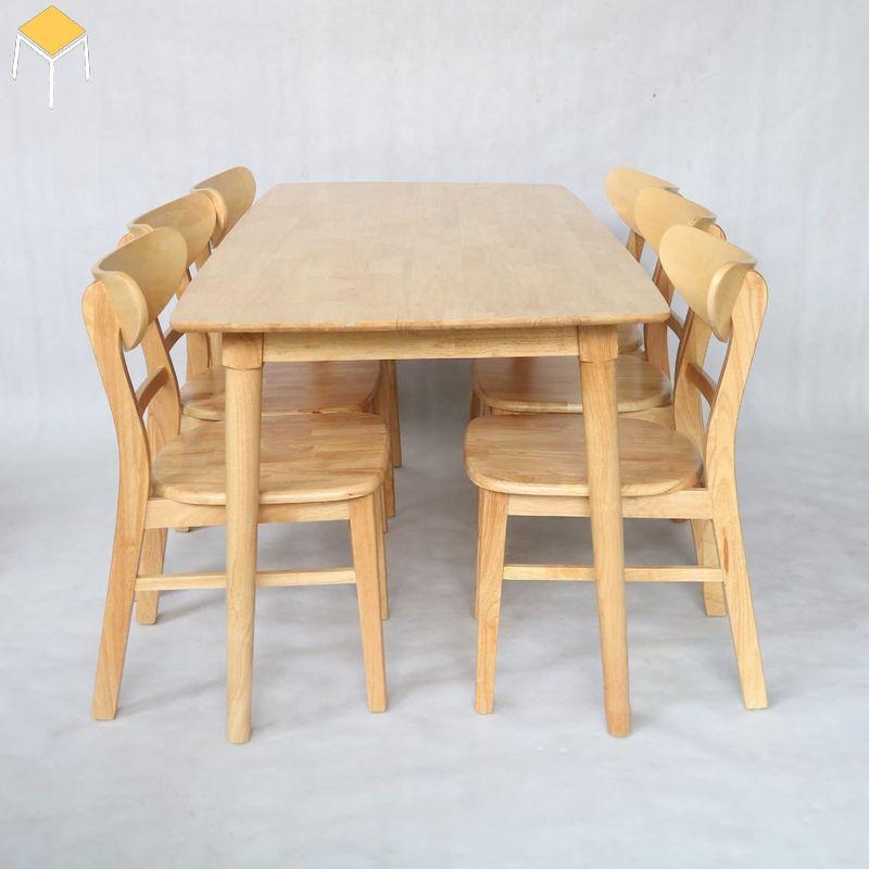 Kinh nghiệm mua bàn ghế gỗ sồi