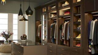Báo giá tủ quần áo gỗ tự nhiên 5