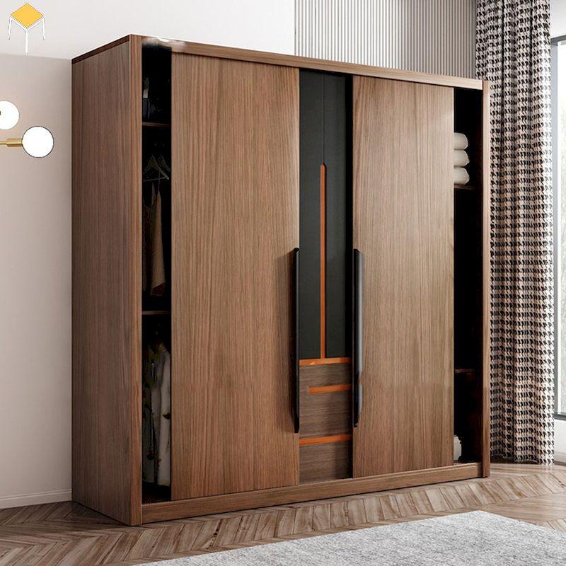 Báo giá tủ quần áo gỗ tự nhiên