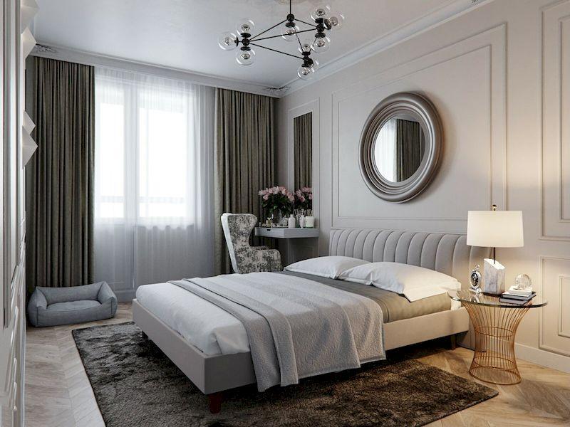 Combo phòng ngủ tân cổ điển bao gồm những gì?