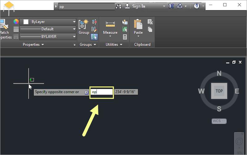 Cách hiển thị thanh công cụ trong Cad bằng cách thiết lập lại menu toolbar