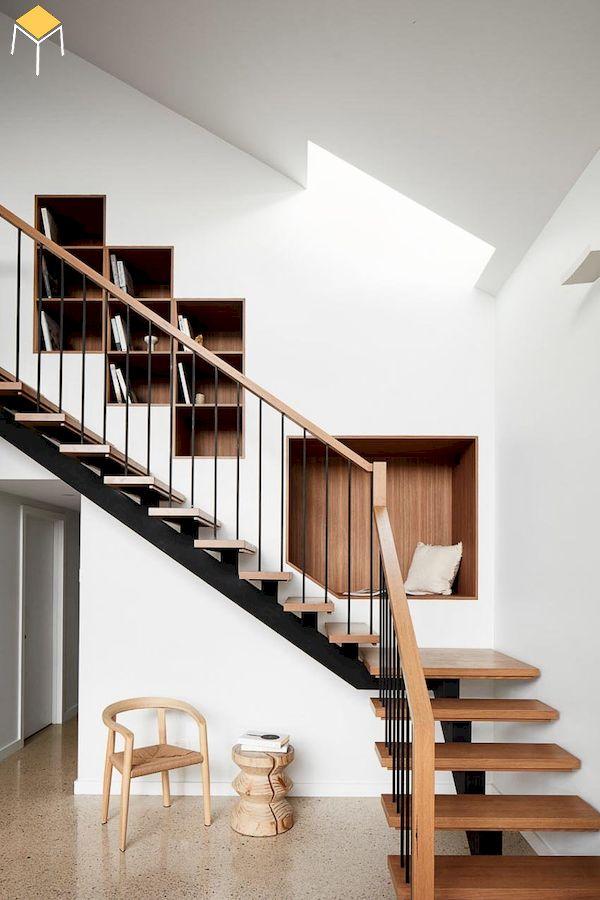 Tủ âm tường tăng vẻ đẹp thẩm mỹ cho ngôi nhà