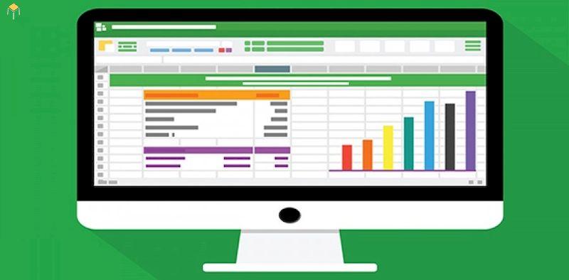 Mẫu quản lý dự án bằng Excel