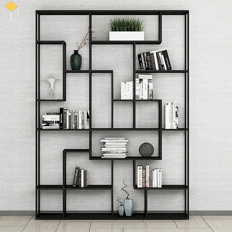 Trang trí tủ sách đẹp đơn giản