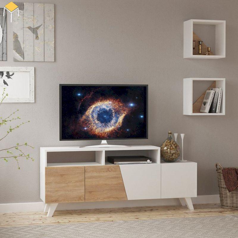 Mẫu kệ tivi đơn giản