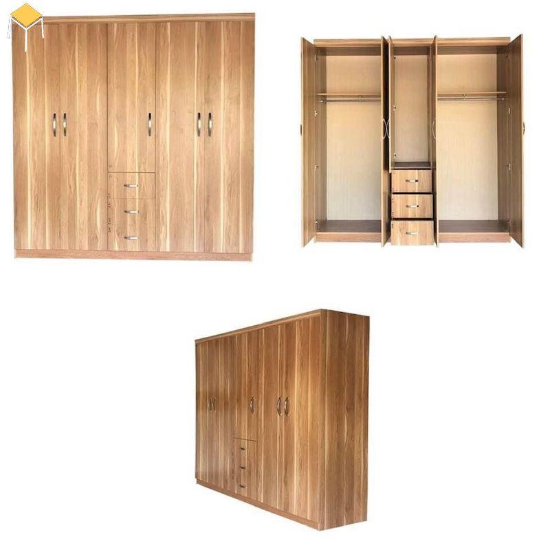 Thiết ké tủ quần áo gỗ công nghiệp