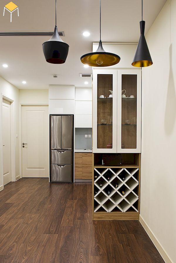 Tủ rượu phòng bếp - 6