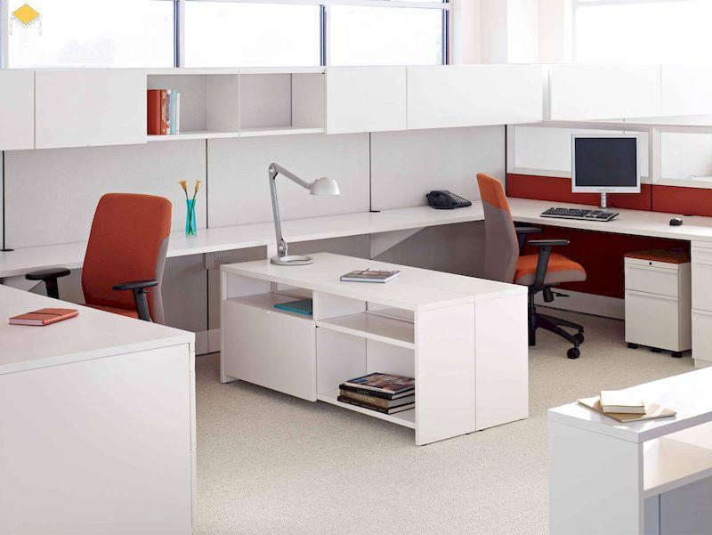 Văn phòng làm việc phong cách tối giản