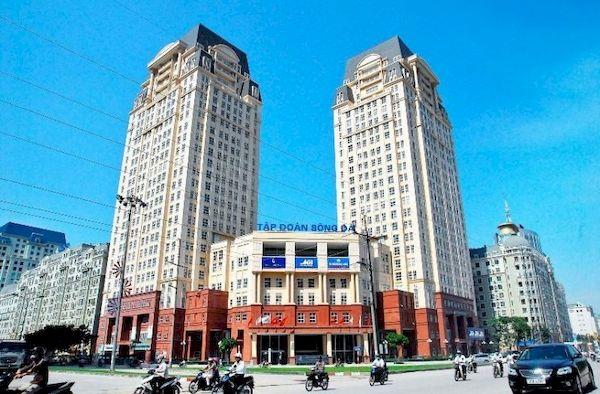 Công ty xây dựng lớn nhất Việt Nam - Sông Đà