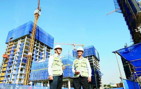 Công ty xây dựng lớn nhất Việt Nam - HUD