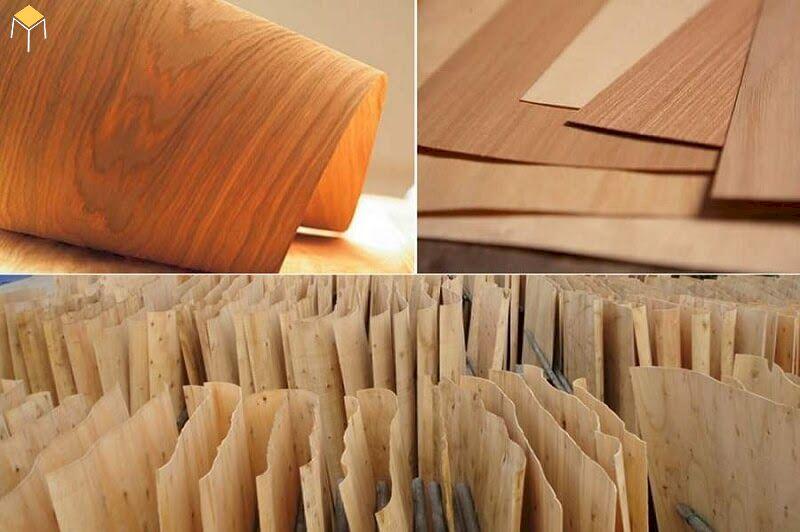 Ưu điểm của gỗ công nghiệp phủ Veneer