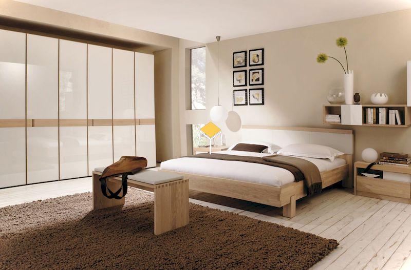 Decor phòng ngủ Hàn Quốc - Tối giản hóa không gian