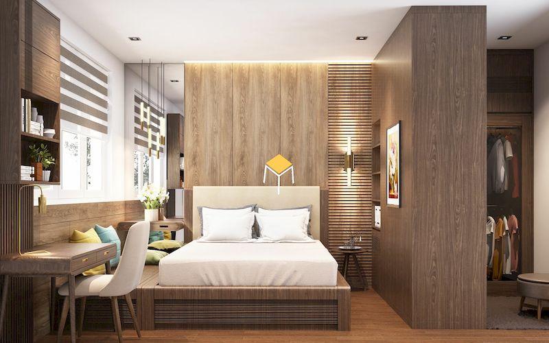 Decor phòng ngủ Hàn Quốc 3