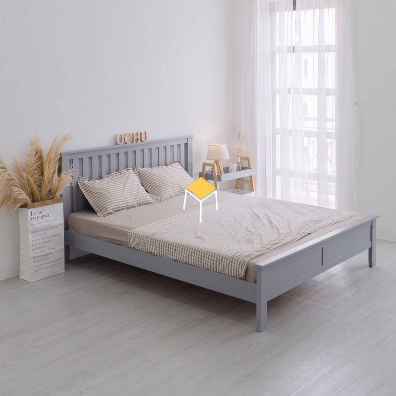 Nội thất tối giản cho phòng ngủ Hàn Quốc
