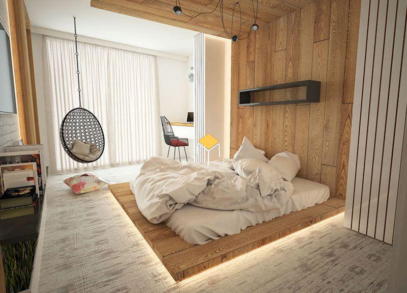 Ý tưởng decor phòng ngủ Hàn Quốc đẹp