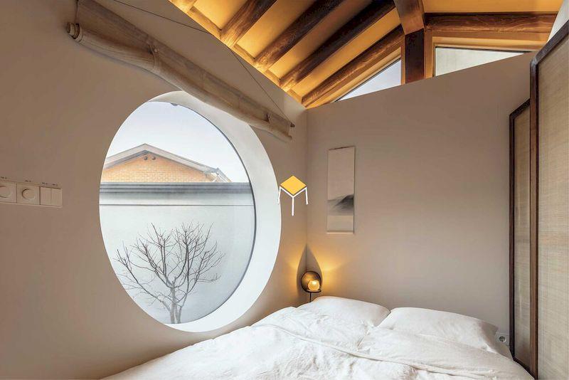 Decor phòng ngủ Hàn Quốc - đèn trang trí