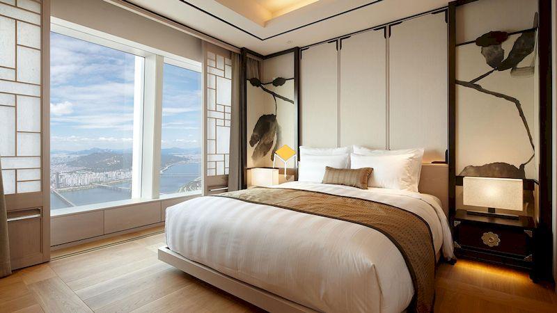 Ý Tưởng phòng ngủ kiểu Hàn Quốc Đẹp Mê Ly