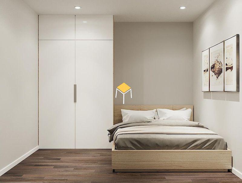 Decor phòng ngủ nhỏ 8m2