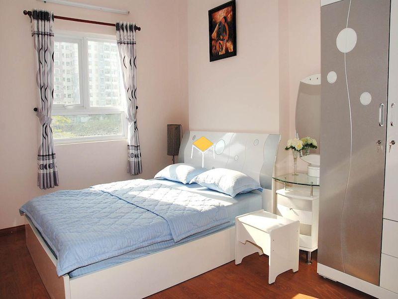 Decor phòng ngủ nhỏ 6m2 - 8m2