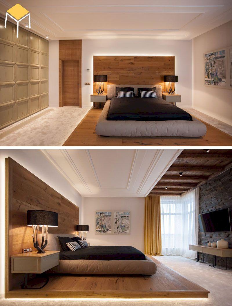 Mẫu decor phòng ngủ vintage đơn giản