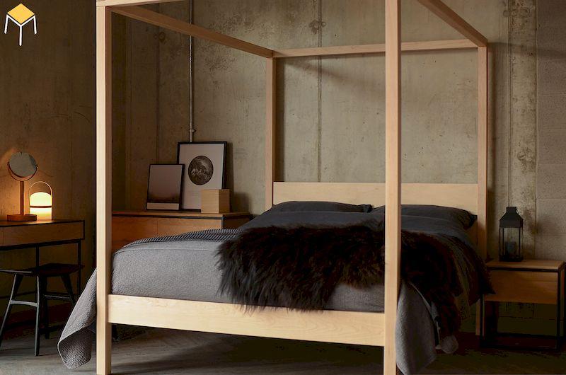Xu hướng decor phòng ngủ vintage năm 2021