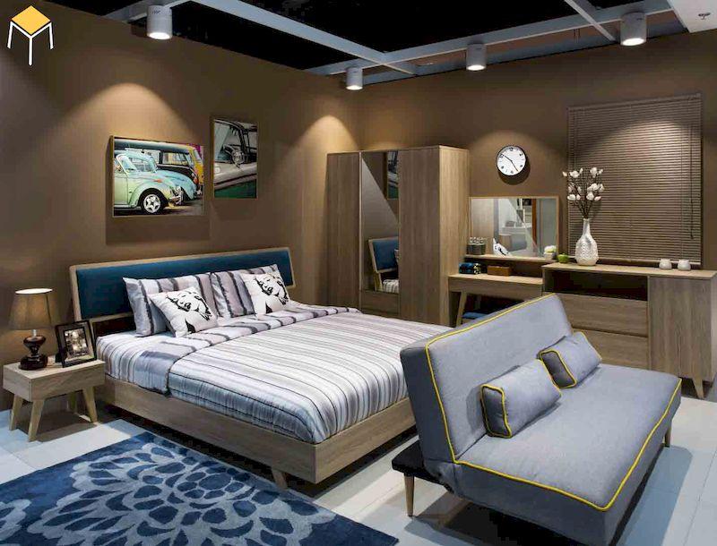 Mẫu decor phòng ngủ vintage đẹp