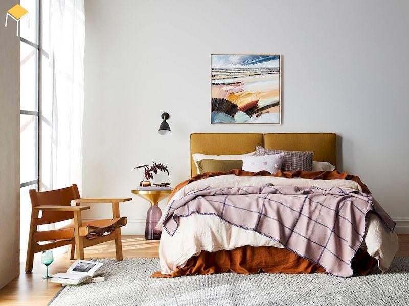 Đặc điểm của phòng ngủ vintage - Decor trang trí
