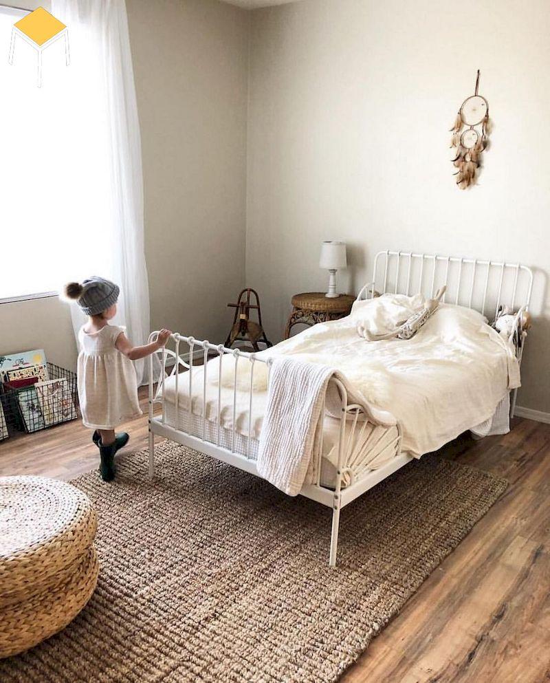 Đặc điểm của phòng ngủ vintage - Màu sắc