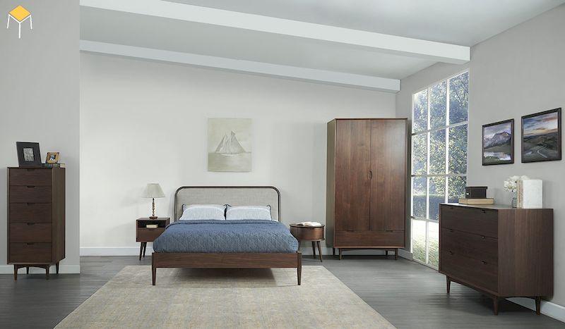 Decor phòng ngủ vintage 3