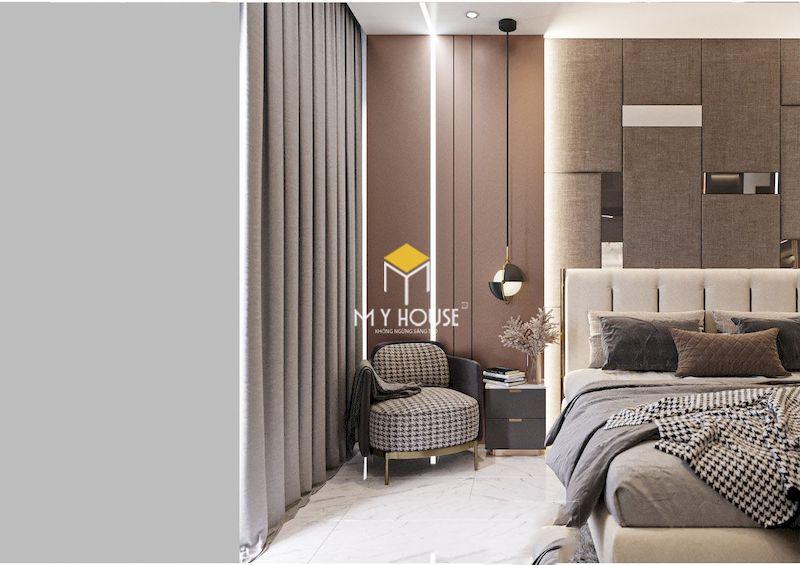 Đặc điểm của giường ngủ phong cách châu Âu - thoải mái, êm ái