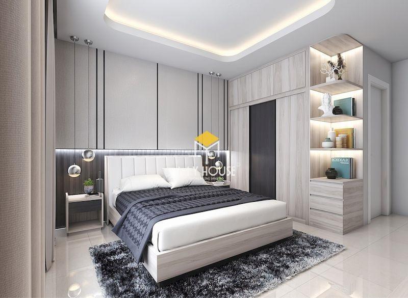 Giường ngủ phong cách châu Âu My House giá bao nhiêu?