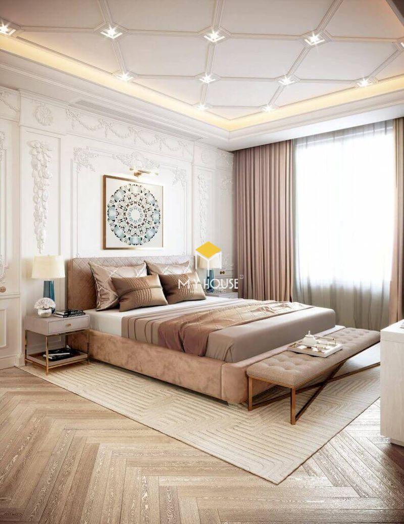 Trang trí nội thất phòng ngủ đẹp