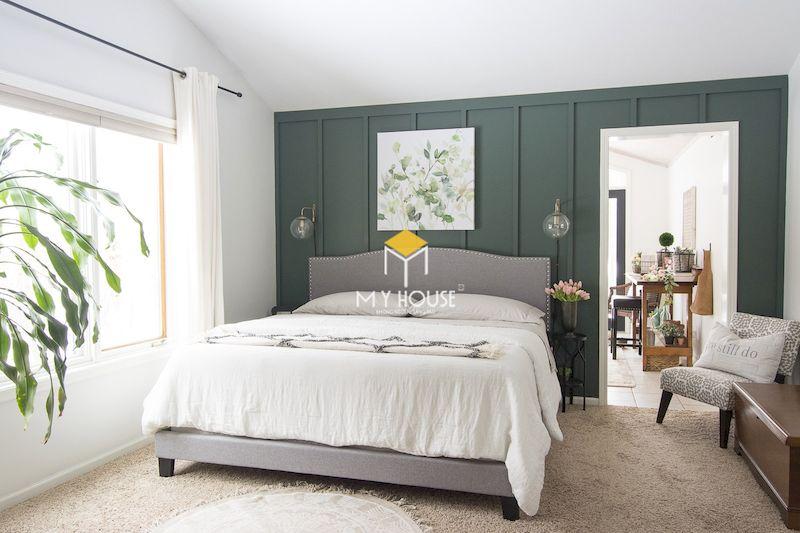 Đặc điểm của giường ngủ phong cách châu Âu - sang trọng