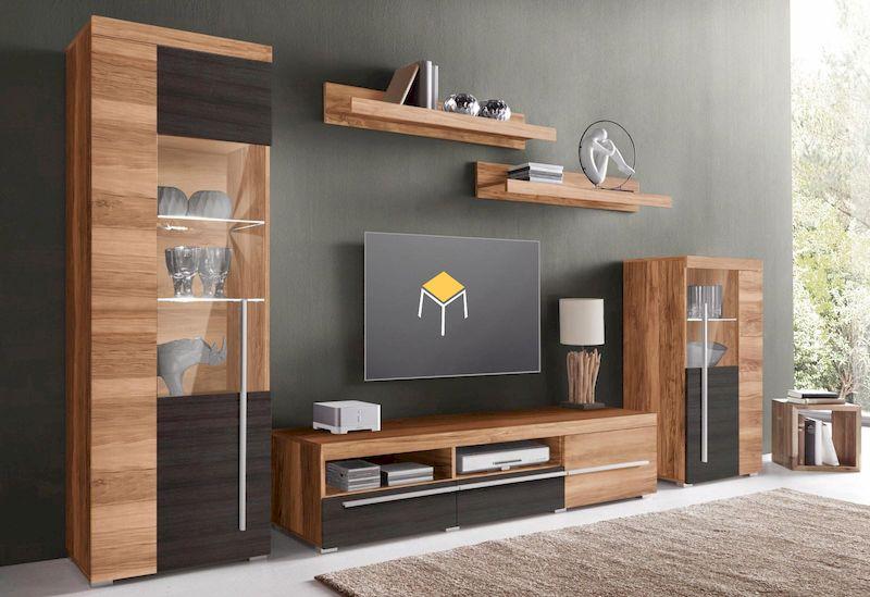 Có nên mua kệ tivi gỗ nguyên khối?