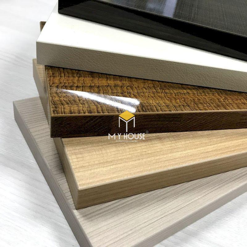 Quy trình sản xuất laminate bóng gương