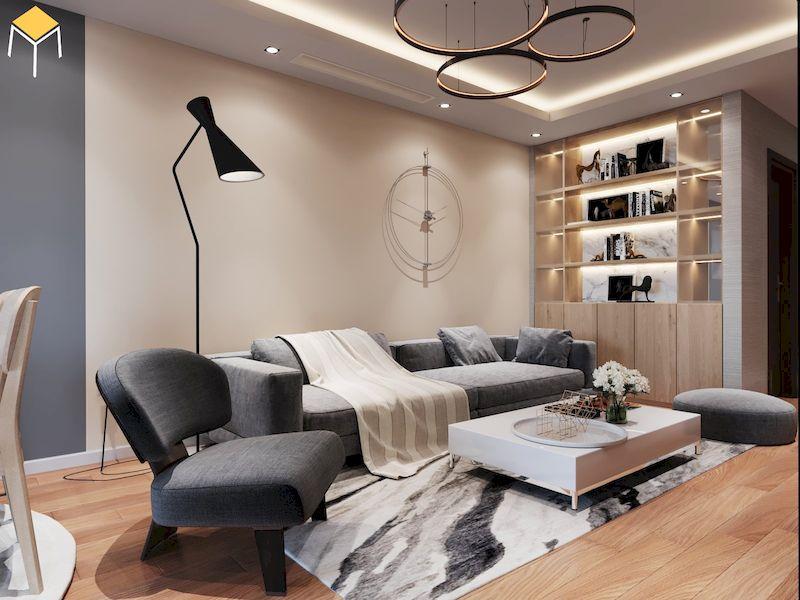 Quy trình thiết kế nội thất chung cư hiện đại