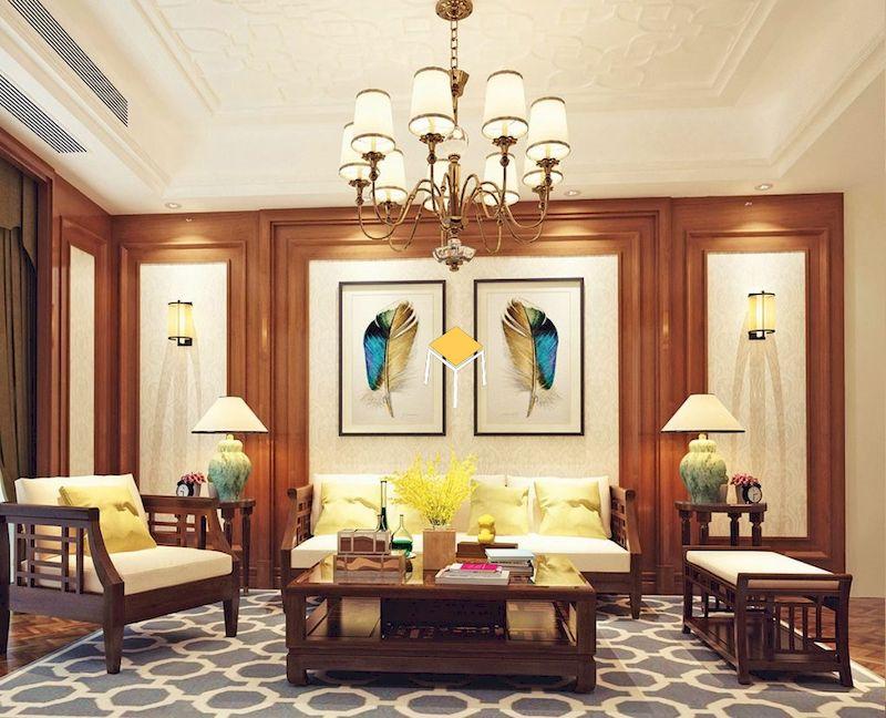 Sofa phòng khách Indochine